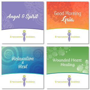 Empowered Goddess - Guided Meditations For Well-Being