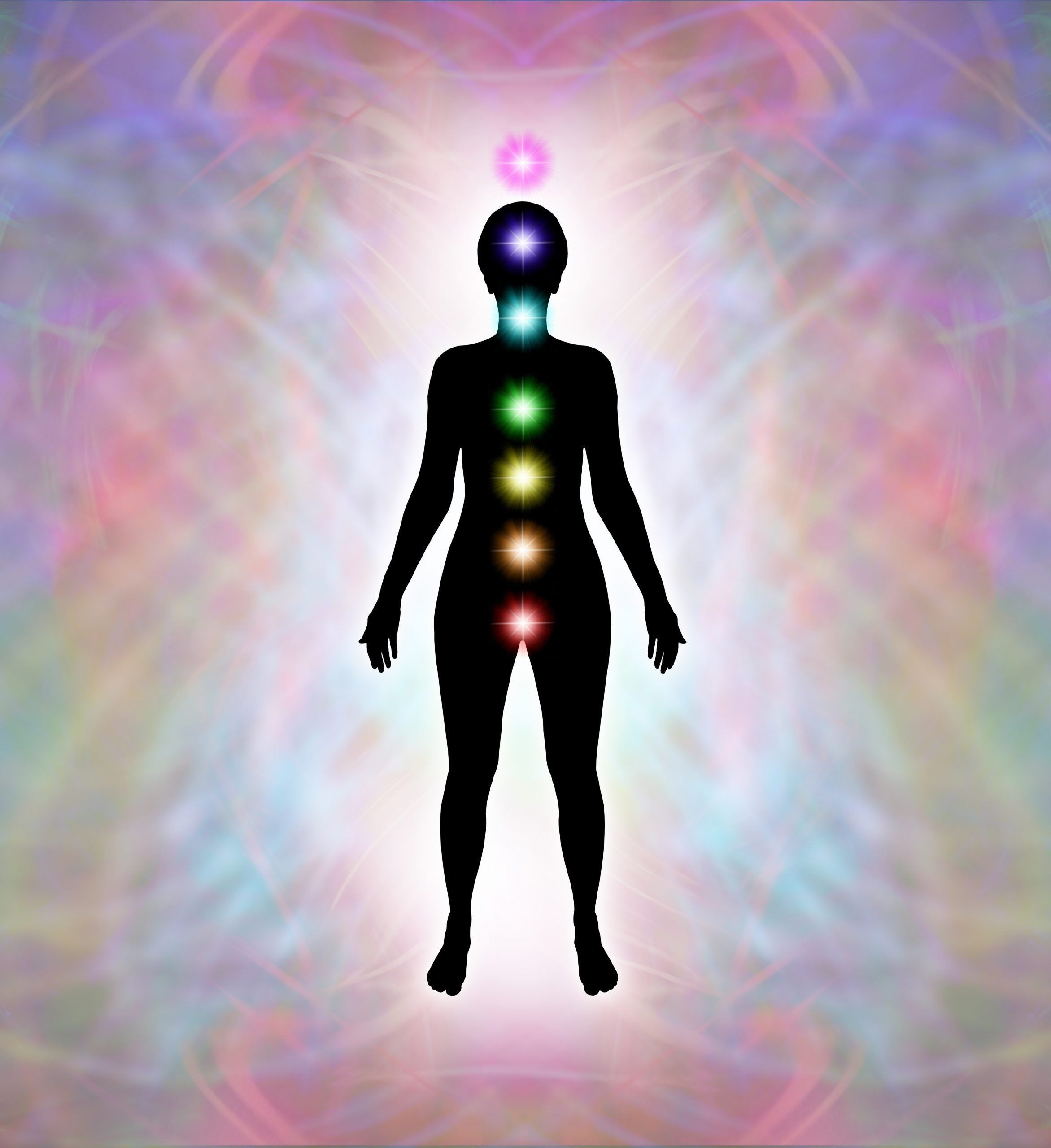 Empowered Goddess - Clearing Your Auric Field