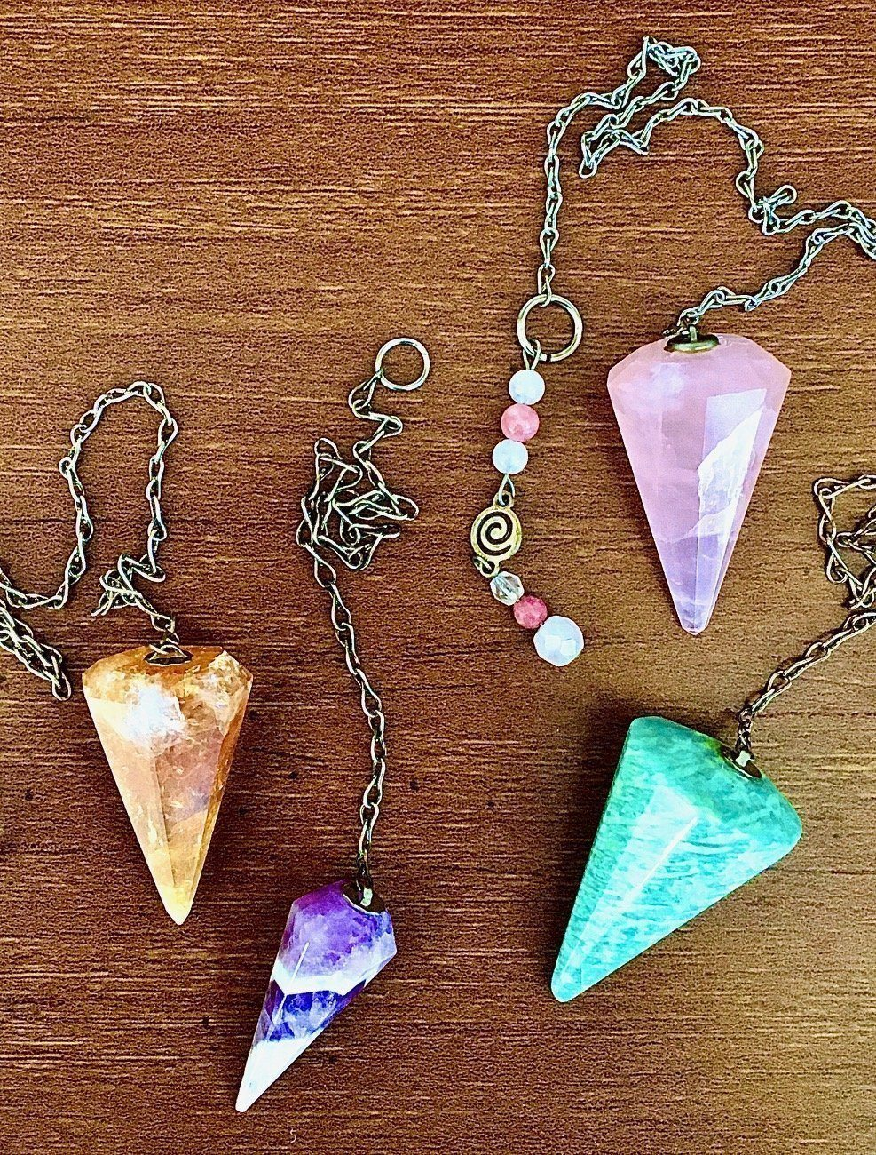Empowered Goddess - Let's Talk About Pendulums